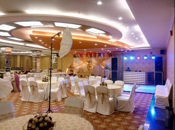 Hotel Saffron Kiran Mathura Road Faridabad - Banquet Hall