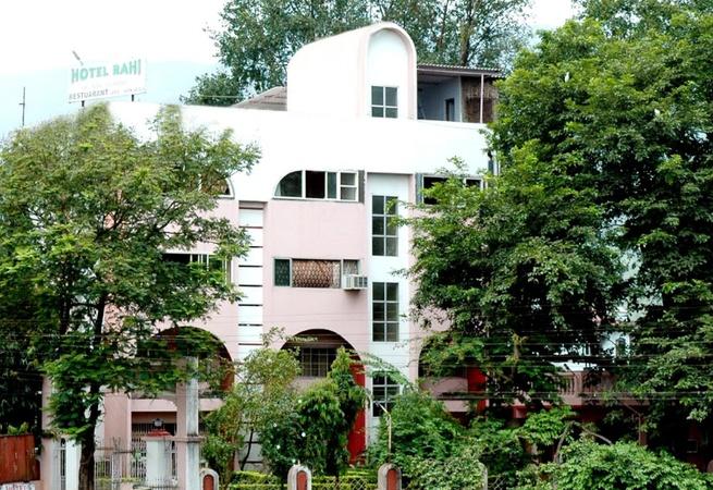 Hotel Rahi Neral Karjat - Wedding Lawn