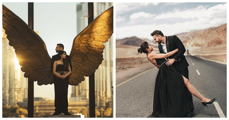 10 Off Beat Pre-Wedding shoots that every couple should take a cue from!