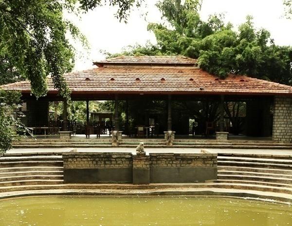 The Tamarind Tree - J.P Nagar