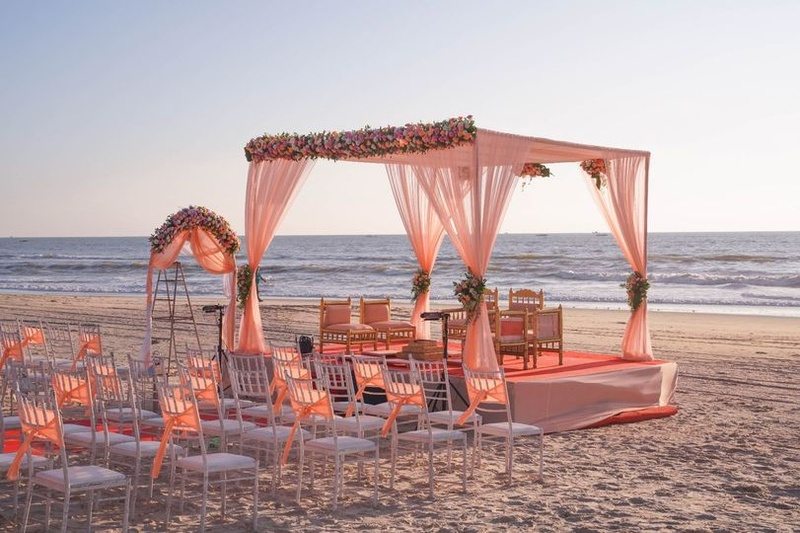 Budget Wedding Lawns in Goa - Venues for a Goan Wedding on Budget