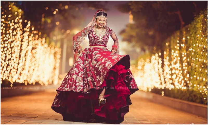 Top lehenga shops in Delhi for Every Delhi Bride-to-Be!