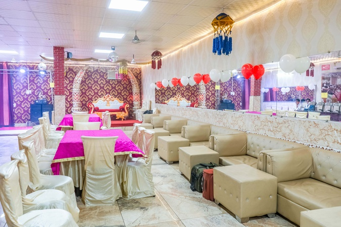 3H Haveli Najafgarh Delhi - Banquet Hall