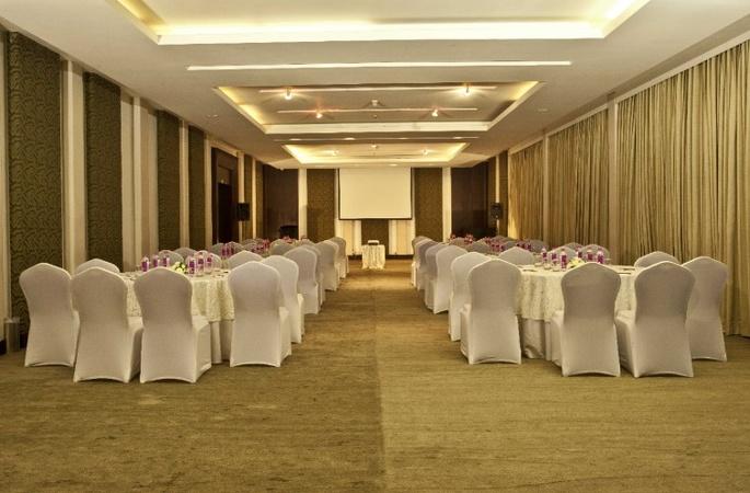 Vivanta Ashok Nagar Bangalore - Banquet Hall
