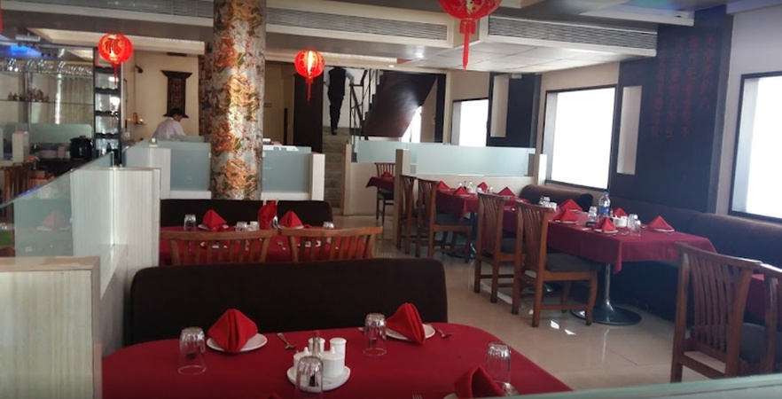 Sizzling China Koregaon Park Pune - Banquet Hall