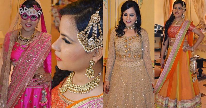 Makeovers by Kamakshi Soni | Udaipur | Makeup Artists