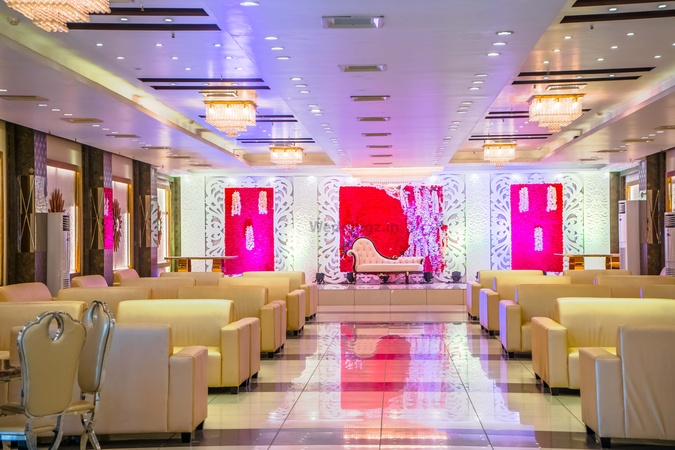 The Grand Iris Govindpuram Ghaziabad - Banquet Hall