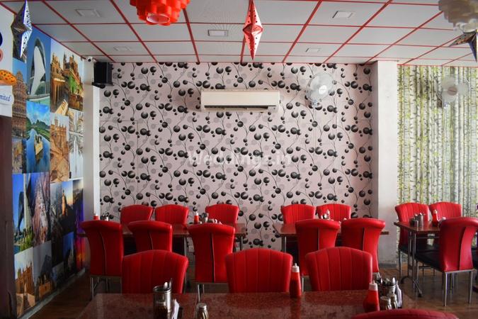Mr Beans Pizza Restaurant Gopalpura Bypass Jaipur - Banquet Hall