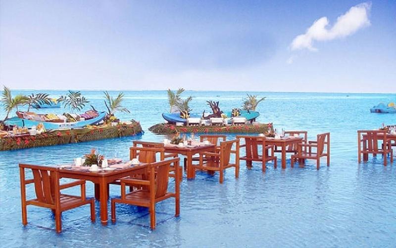 Attractions in Fiji: