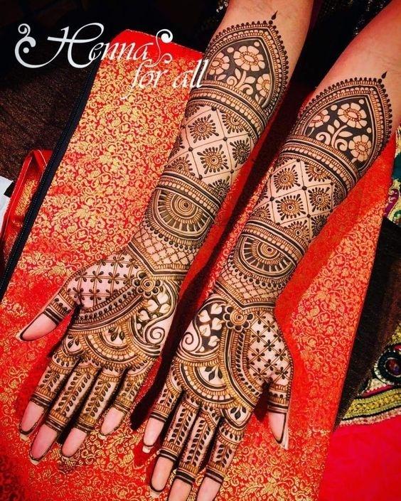 20 Stunning Festive Mehndi Designs For 2019 Blog
