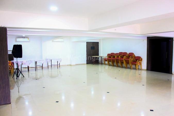Hotel Sagar Presidency Nani Daman Daman and Diu - Banquet Hall
