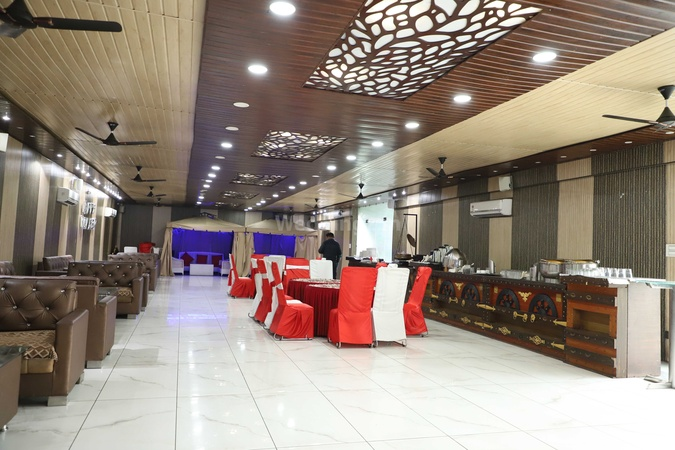 Eat Street Grand Trunk Road Panipat - Banquet Hall
