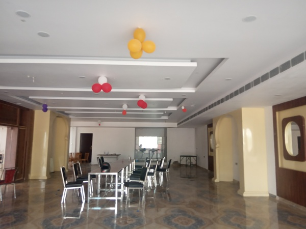 Paradise Hotel and Banquet Hazratganj Lucknow - Banquet Hall