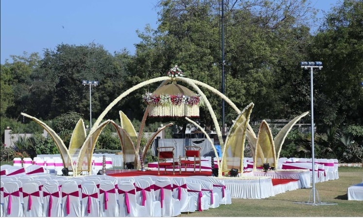 Vrundavan Party Plot Sola Ahmedabad - Wedding Lawn