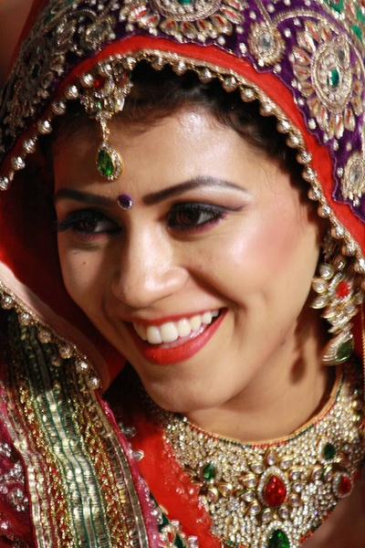 Bridal makeup ideas for wedding day