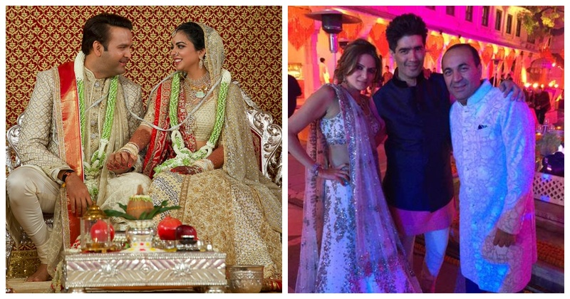11 Most Expensive Indian Celebrity Weddings