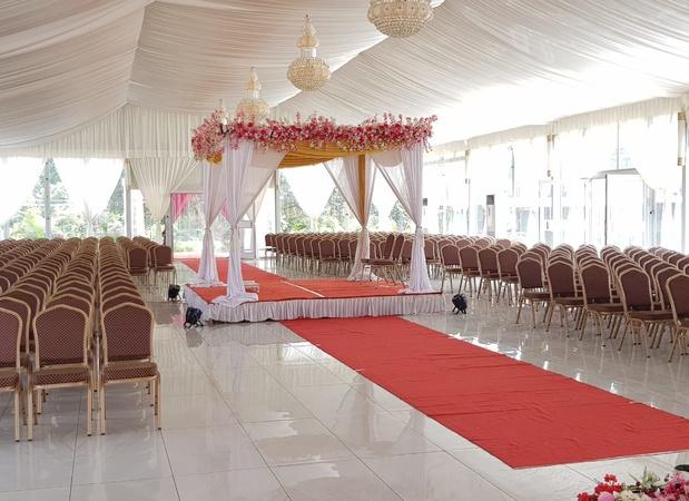 Pilgaonkar's D'Lila Open Air And Banquet Hall Bicholim Goa - Banquet Hall