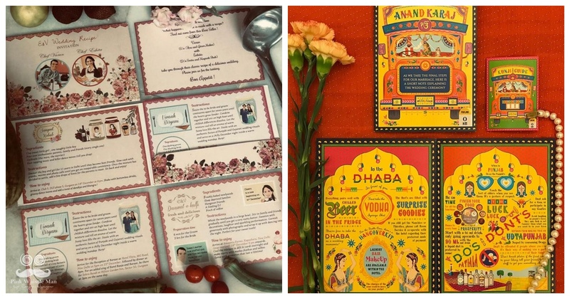 7 Latest Hatke Wedding Invites that will Leave you Wowed!