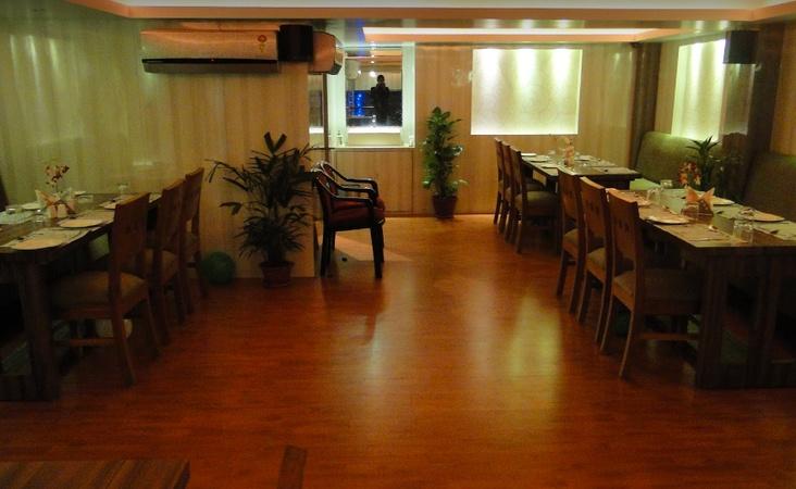 Recipes GS Road Guwahati - Banquet Hall