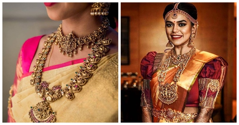 10 Gorgeous Temple Jewellery Designs for 2019 brides!