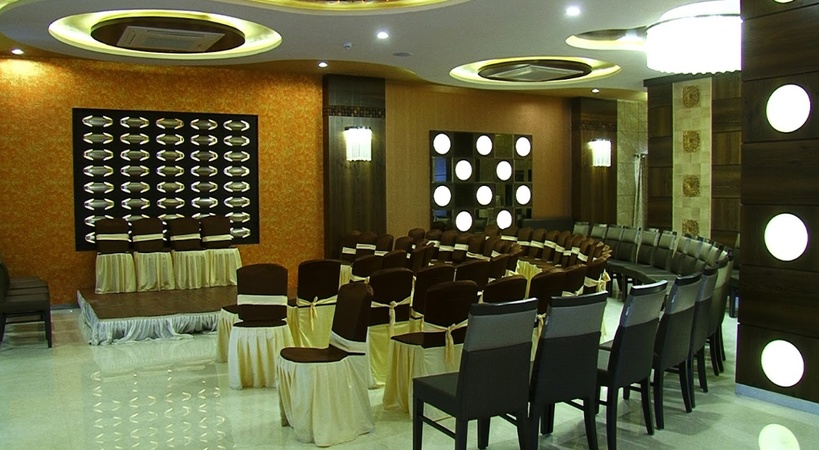 One Ten Restaurant and Banquet Odhav Ahmedabad - Banquet Hall