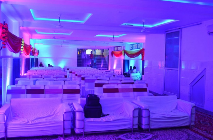 Dev Residency Kakadeo Kanpur - Banquet Hall