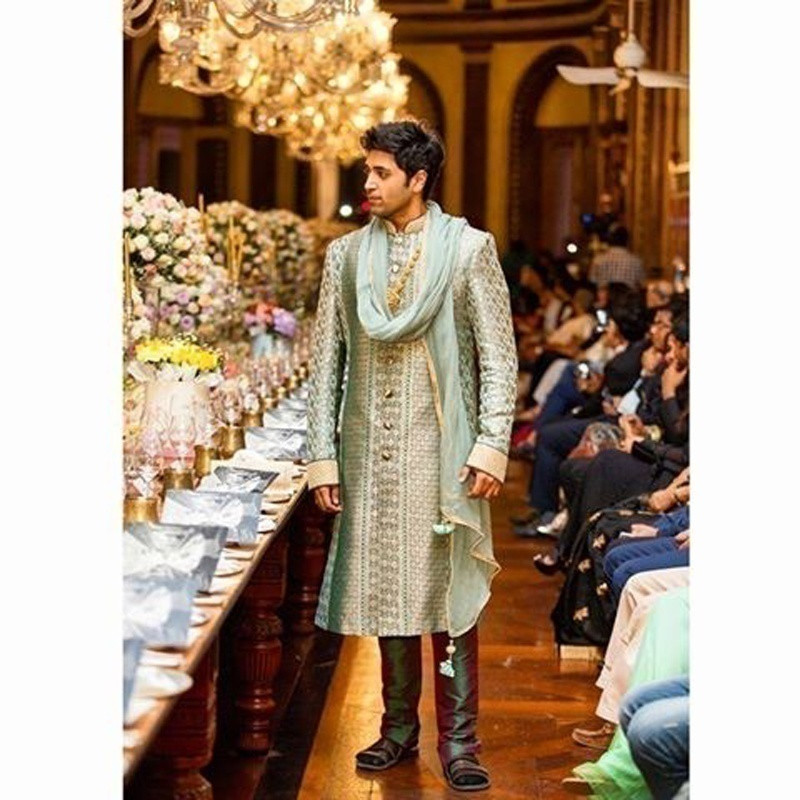 Tales of Palatial Times – Ancient Hyderabad Inspired Bridal Wear by Shilpa Reddy