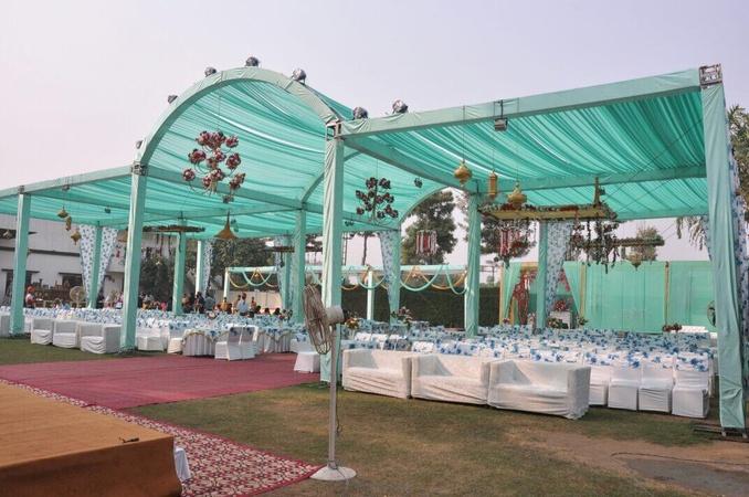 Palki Palace-II Kharar Chandigarh - Banquet Hall