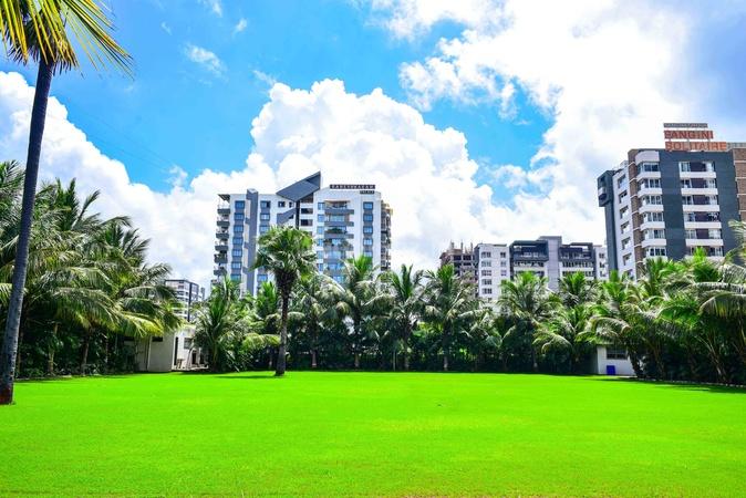 Bhani Villa Vesu Surat - Wedding Lawn