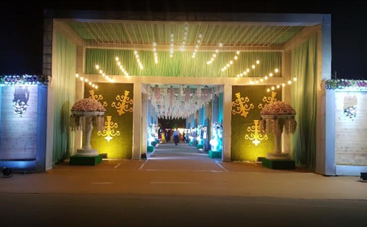 Preet Party Plot Jivrajpark Ahmedabad - Wedding Lawn