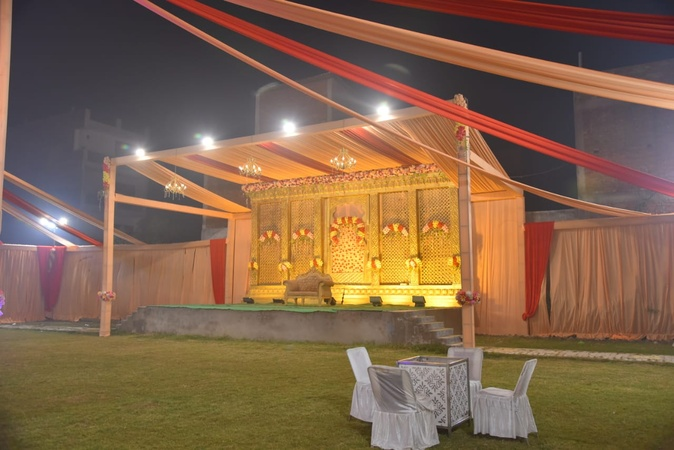 Mohini Vatika Kidwai Nagar Kanpur - Wedding Lawn