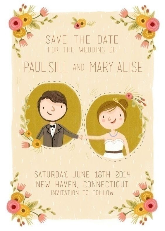 Save The Date Ideas!