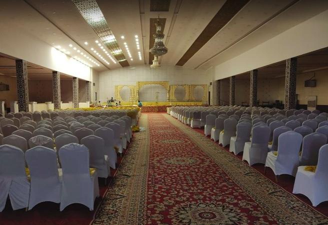 Chamara Vajra Vasanth Nagar Bangalore - Banquet Hall