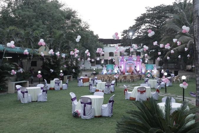 Chandraphool Garden Bhosari Pune - Banquet Hall
