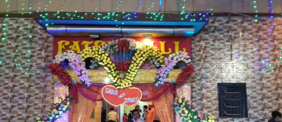 Fateh Marriage Hall Entally Kolkata - Banquet Hall