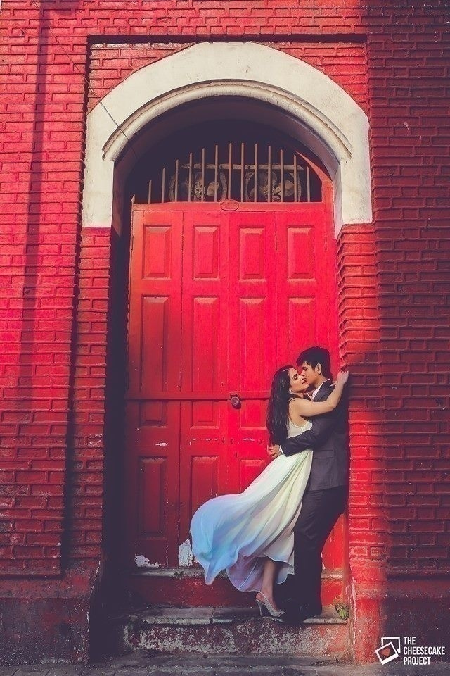 Pre-Wedding Shoot Prettiness Captured by The Cheesecake Project