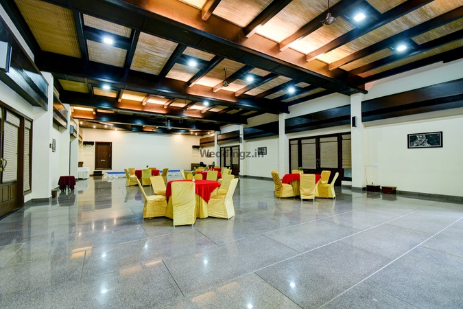 Aahana Resort Ramnagar Jim Corbett - Banquet Hall