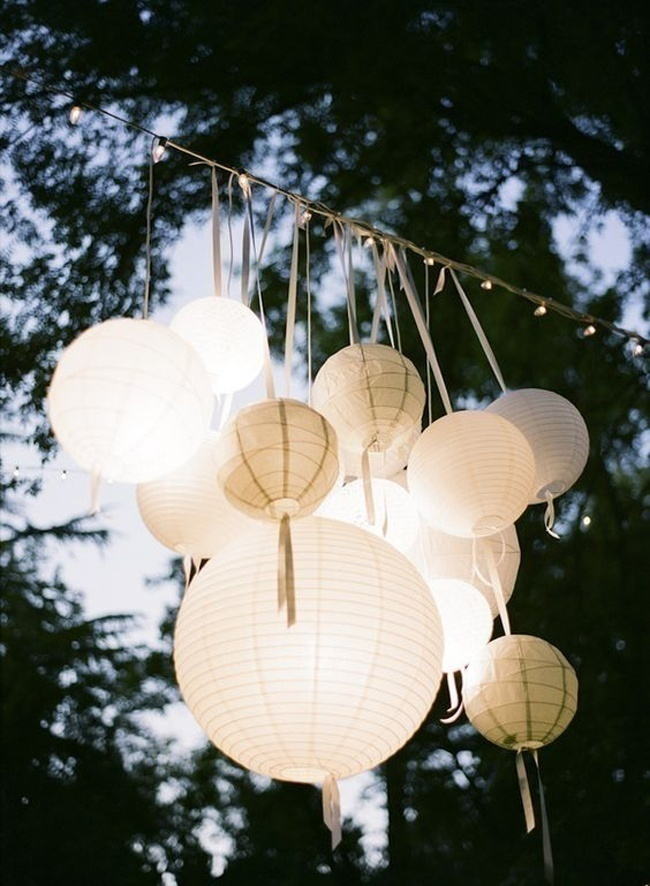 Stunning Decor With Paper Lanterns » 10 Wedding Trends For 2013 ...