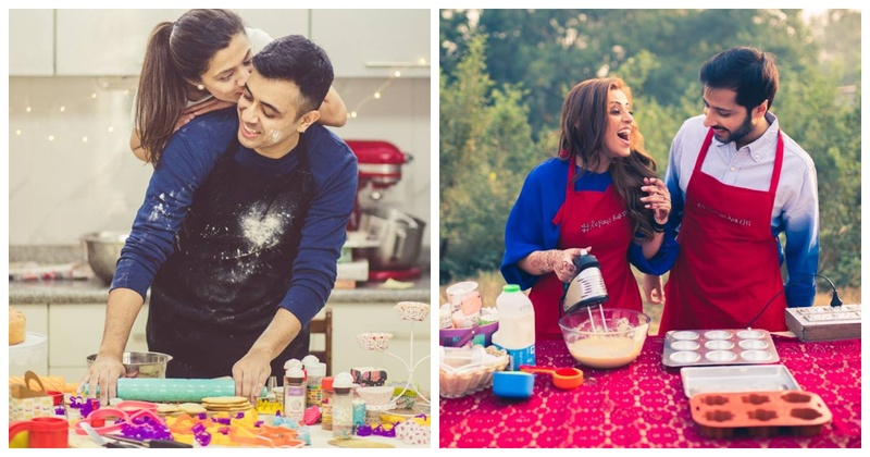These food-themed pre-wedding shoots are a must-see for all your foodie couples out there!