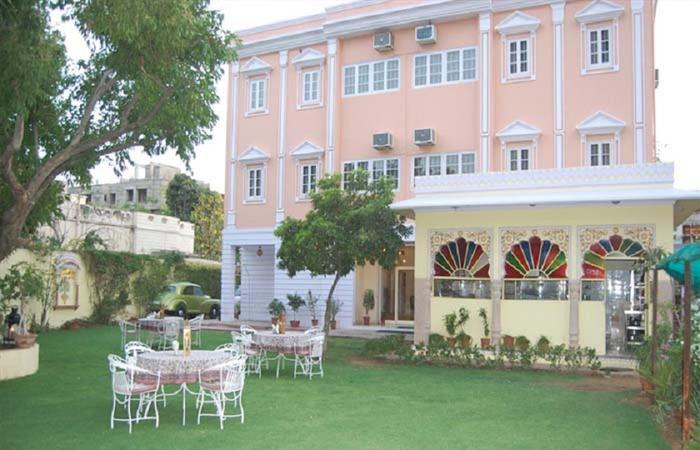 Hotel Anuraag Villa Bani Park Jaipur - Banquet Hall