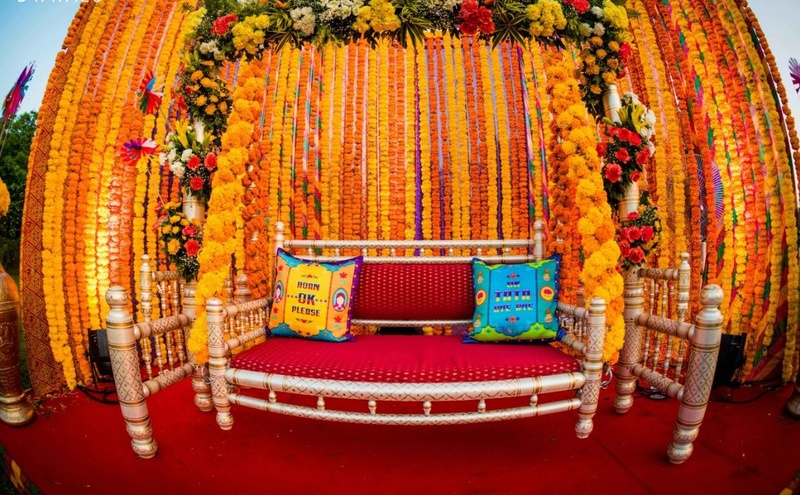 Chic Farmhouse Wedding Venues in Bhubaneswar for a Stunning Outdoor Celebration