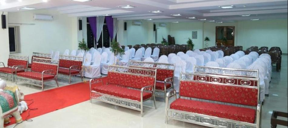 Sai Surya Function Hall Madhurawada Visakhapatnam - Banquet Hall