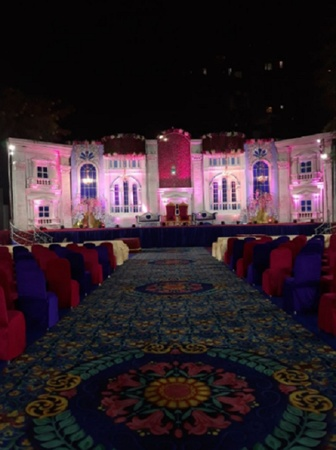 Princess Lawn Andheri East Mumbai - Wedding Lawn