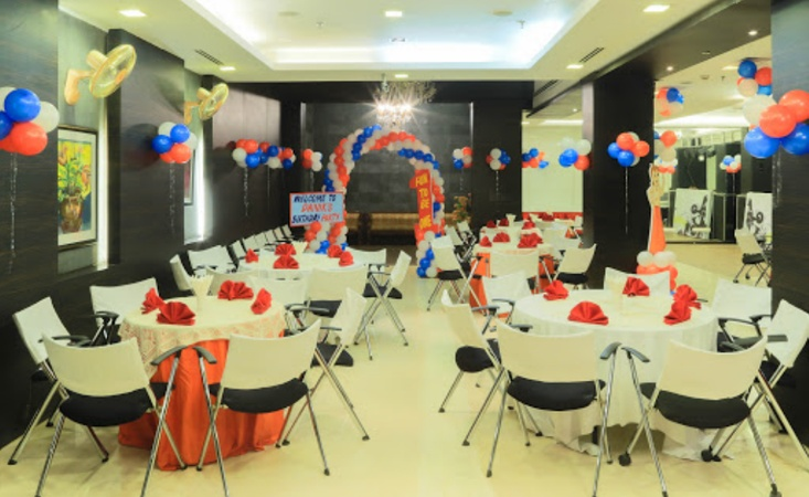 The Nanee Suites Jasola Delhi - Banquet Hall