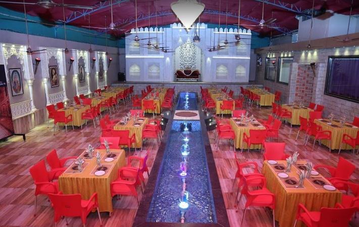 Maratha Darbar Nalasopara Mumbai - Banquet Hall