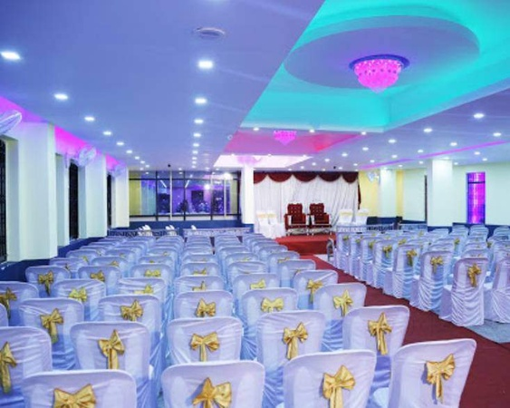 Galaxy Wedding Hall Mysore Road Bangalore - Banquet Hall