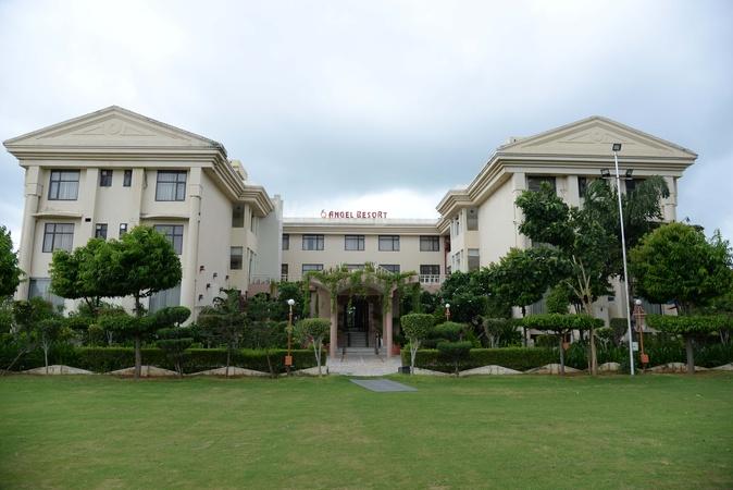 Angel Resort Sikar Road Jaipur - Banquet Hall