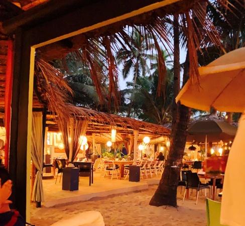 La Plage Morjim Goa - Banquet Hall