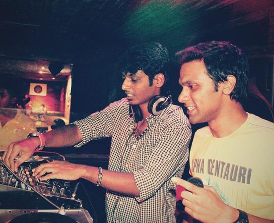 DJ Arjun Achar | Bangalore | Music