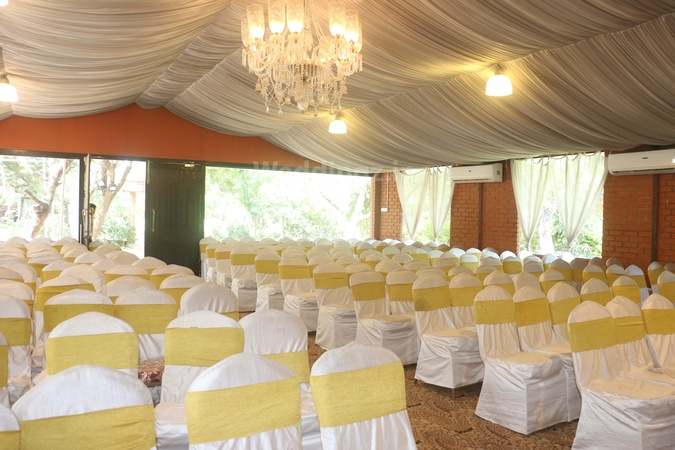 Ananya Eco Resorts Vanasthalipuram Hyderabad - Banquet Hall